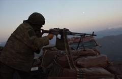 PKK'ya ağır darbe! 57 terörist öldürüldü