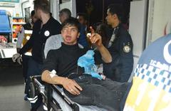 Saldırıya uğradı 'Ölmedim ayaktayım, paşam' dedi