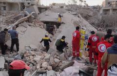 İdlib'de son bir haftada 36 sivil hayatını kaybetti