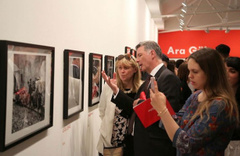 Ara Güler sergisi Londra'da ilk 10 etkinlik arasında