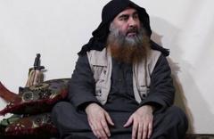 Terör örgütü lideri Bağdadi 5 yıl sonra ilk kez görüntü verdi