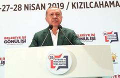 Cumhurbaşkanı Erdoğan: Ya olacağız ya öleceğiz