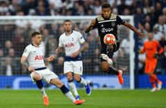 Ajax Tottenham'ı deplasmanda yendi