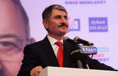 Ankara Pursaklar Belediye Başkanı Ayhan Yılmaz görevinden istifa etti