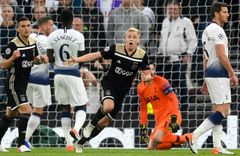 Real'i Juventus'u Tottenham'ı tokatladı Ajax finale göz kırptı