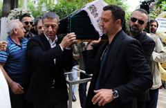 Ahmet Ağaoğlu'nun acı günü