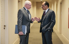 İbrahim Kalın -Jeffrey görüşmesi sonrası dikkat çeken açıklama Kritik zirve bitti