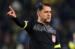 Yıldırım'ın 5. Galatasaray - Beşiktaş derbisi