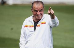 Galatasaray'da derbi hazırlıkları