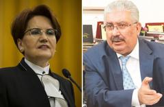 MHP'den Meral Akşener'in ağır sözlerine sert yanıt
