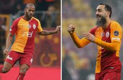 Galatasaray'a derbi öncesi bir iyi bir kötü haber
