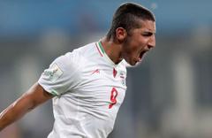 18'lik İranlı golcü Allahyar Sayyadmanesh Fenerbahçe'de