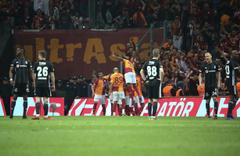 Galatasaray Beşiktaş maçı golleri ve geniş özeti