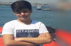 Mersin'de Anıl Kağan Kottaş isimli öğrenci asansör boşluğuna böyle düştü