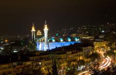 Bursa İmsakiye iftar vakti 2019 Diyanet takvimi sahur saatleri