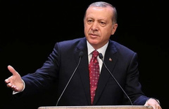 Cumhurbaşkanı Erdoğan'dan Erbil açıklaması! Saldırıyı kınıyorum