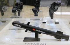 ROKETSAN yaptı! Silahlı Kuvvetler'e minyatür füze
