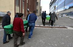 Sivas'taki cinayette cenazeler ailelere teslim edildi