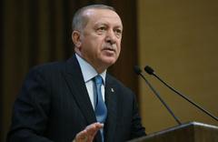 Cumhurbaşkanı Erdoğan Çin dönüşü AK Partili vekilleri topladı!