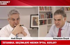 Ekrem İmamoğlu'nu FETÖ mağdur etti! Süleyman Özışık'ın iddiası