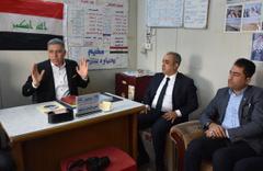 PKK'nın Telafer planı Irak Türkmen Cephesi Başkanı Erşat Salihi çağrı yaptı