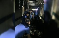 Malatya'da profesörün odasını yakan hasta yakını tutuklandı