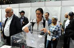 Beşiktaş'ta oy verme işlemi sona erdi