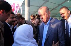 'Her şey çok güzel olacak' diyen vatandaşa Erdoğan'dan cevap: Daha güzel olacak