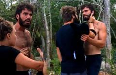 Survivor Atakan ve Yusuf birbirine girdi büyük kavga cezalandırılabilir