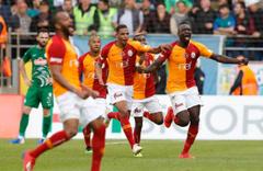 Galatasaray sahasında rekor kırdı