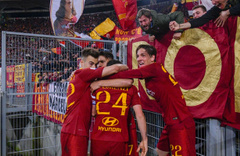 Cengiz Ünder asist yaptı Roma Juve'yi yıktı