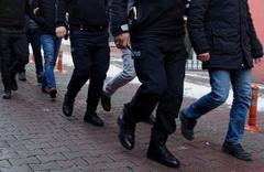 64 eski polis için FETÖ'den gözaltı kararı