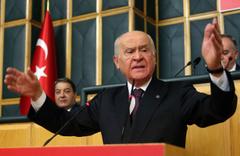 Devlet Bahçeli'den dikkat çeken seçim mesajı! Hiç kimse İstanbul üzerinde...
