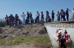 Mersin'de Suriyeli genç ırmakta kayboldu