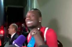 """Mbaye Diagne """"Sırada Başakşehir var, o maçı da kazanıp şampiyon olacağız"""""""