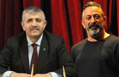 """MHP'li Şahin'den çok konuşulacak """"Cem Yılmaz"""" yorumu!"""