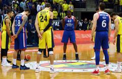 Fenerbahçe Beko, Anadolu Efes'i 85-69 mağlup etti!