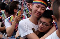 Eşcinsel evliliğe izin veren ilk asya ülkesi Tayvan oldu