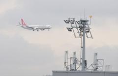Uçaklar inmedi sosyal medya karıştı