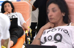 Yer Adana! Cani koca hamile eşini otomobilden attı