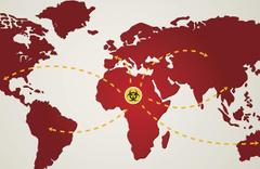 DSÖ'den Ebola uyarısı: Tarihin en ölümcül ikinci salgını