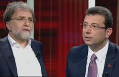 İmamoğlu'nu konuk eden Ahmet Hakan'dan 'yoksul' potu
