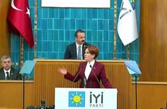 """Meral Akşener """"Samsun'daki devlet töreni değil, iktidar partisinin şovuydu''"""