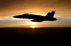ABD, Rus savaş uçaklarını engelledi