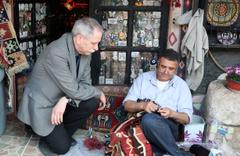 Afyonluların misafirperverliği ABD'li öğretmeni Türkiye'ye bağladı