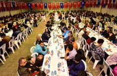 İBB'den her gün 15 bin kişiye iftar ve sahur hizmeti