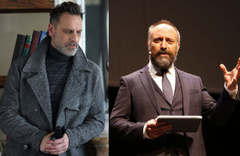 Ozan Güven Doktor House rolünü Halit Ergenç'e kaptırdı