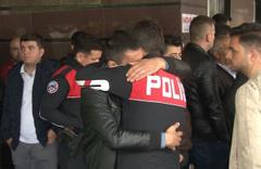 İstanbul'dan kahreden haber:  1 polis şehit 1 polis yaralı