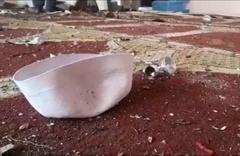 Pakistan'da cuma namazı sonrası camide patlama meydana geldi