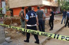 Sancaktepe'de 3 katlı bina boşaltıldı